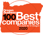 100 best companies to work for in Oregon